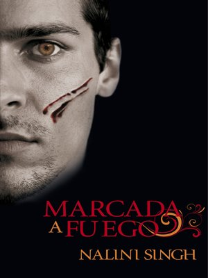 cover image of Marcada a fuego
